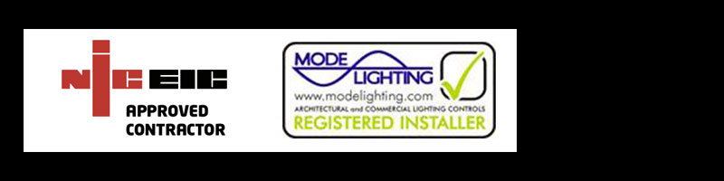 Morgan Electrical - NiCEIC Approved Contractor and Mode Lighting Registered Installer